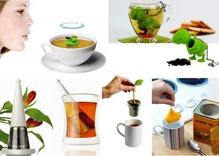 Самые креативные чайные заварники