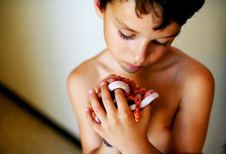 Змеиный массаж - удовольствие не для слабонервных — фото 10