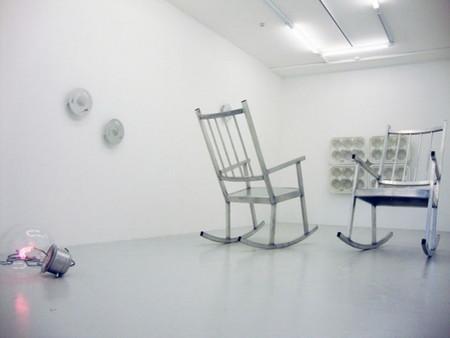 Знаменитое кресло-качалка