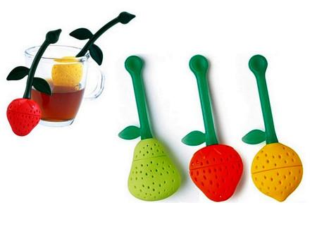Эти плодово-ягодные заварнички можно смело окунать в кипяток
