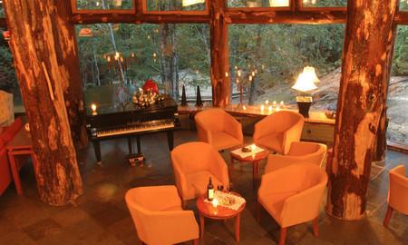 Magic Mountain Lodge - отель-вулкан в девственных лесах Патагонии — фото 10