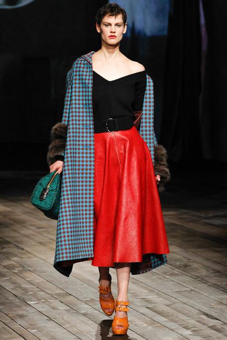 Шинель... и другие модели пальто осеннего сезона — фото 7