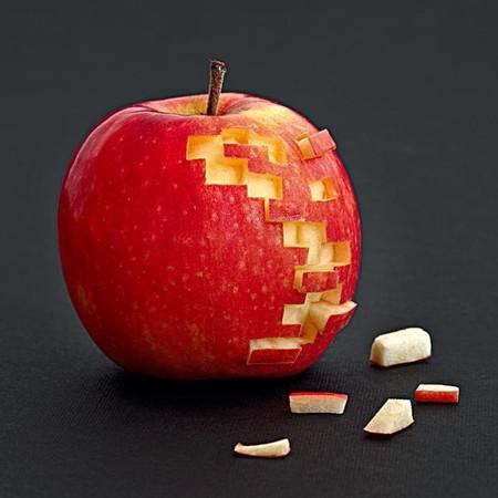 Какой-то цифоровой Apple