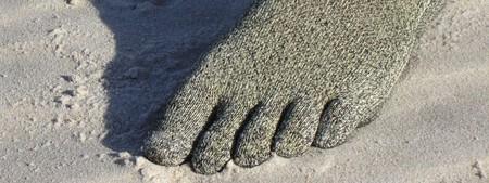 В основу носков входит кевлар