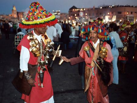 Фестиваль в Маракеше