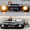 Флэтмобиль - самый плоский автомобиль в мире