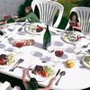 Пообедаем у Гулливера: громадные предметы мебели от Лилиана Бурго