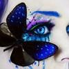 Фантастический макияж от немецкой художницы Свеньи Йодике