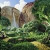 Уникальные пейзажи из еды Карла Уорнера