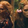 Весенний тренд: цветы в волосах