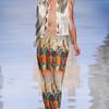 Бахрома - модный тренд сезона весна-лето 2012