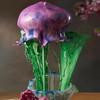 Цветы и сосуды: серия удивительных фотоснимков Джека Лонга