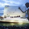 Плавающие сцены на Bregenz Festival в Брегенце