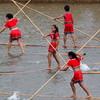 Bamboo Drift Racing  - гонки на самых тонких лодках в мире