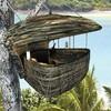 Ресторан-гнездо в Таиланде