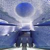 Стихия света и воды: Феерическая станция метро Toledo Metro Station