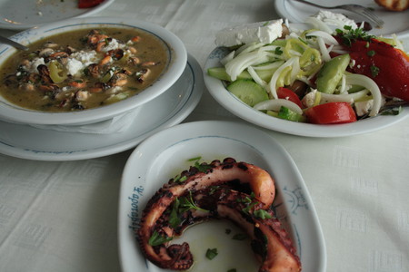 Медовый месяц в Греции — фото 3