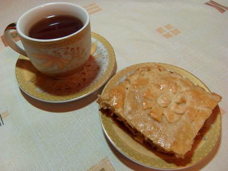 Капустник - пирог с капустой из бездрожжевого теста — фото 1
