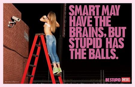 """Реклама, призывающая: """"Будь глупым!"""" — фото 9"""