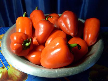 Перец, фаршированный капустой — фото 2
