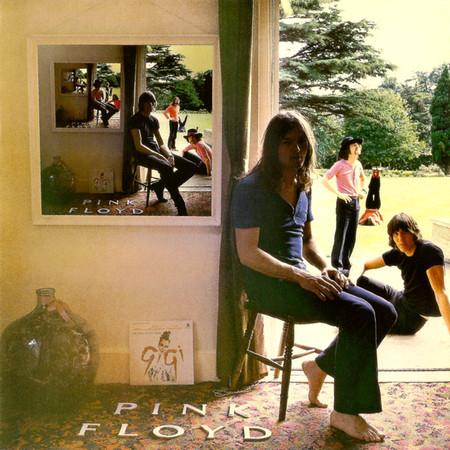 Обложка альбома Pink Floyd. Автор обложки: Hipgnosis