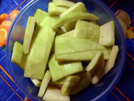Цукаты из корок арбуза — фото 3