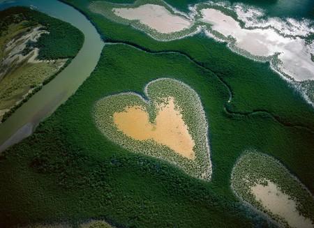 Новая Каледония. Heart in Voh