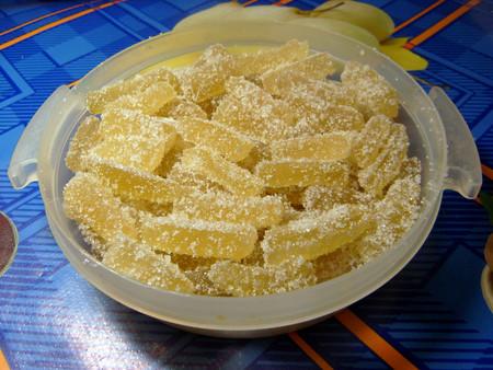 Цукаты из корок арбуза — фото 12