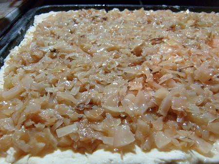 Капустник - пирог с капустой из бездрожжевого теста — фото 9