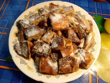 Шмарн - австрийский сладкий омлет — фото 1