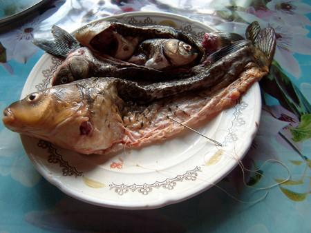 Фаршированная рыба — фото 6