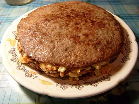 Почти готовый тортик