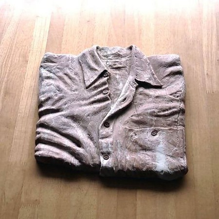 Каменная рубашечка от кутюр