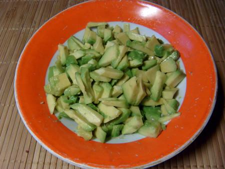 """Ко Дню всех влюбленных: салат """"Нефритовое кольцо"""" — фото 5"""