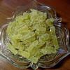 Цукаты из корок арбуза