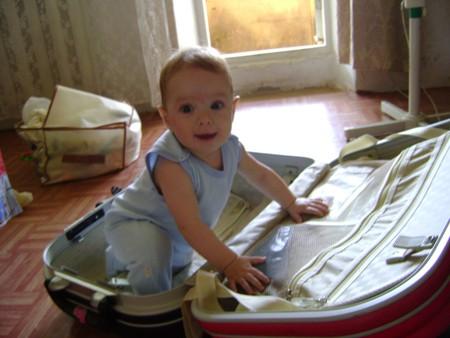 Малыш-путешественник. — фото 3