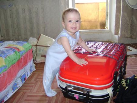 Малыш-путешественник. — фото 2
