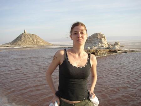 солёное озеро Шотт Эль Джерид