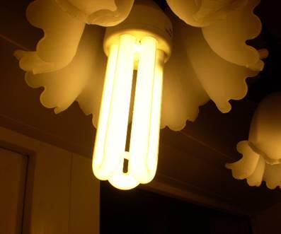 Компактная лампа повышенной светимости — фото 1
