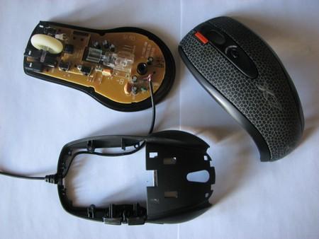Разборка мыши A4Tech X7 — фото 5