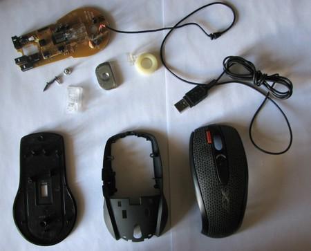Разборка мыши A4Tech X7 — фото 11