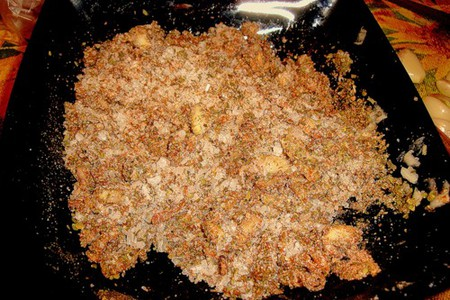 Рецепт для любителей  сала. Сами солим, сами едим! — фото 4