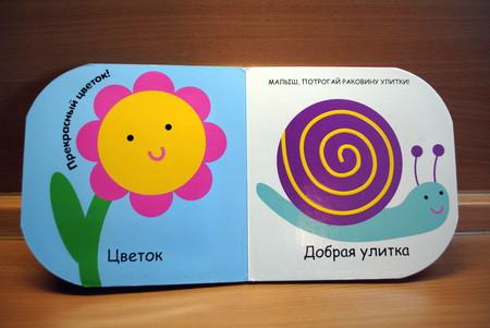 Обзор детских книжек для самых самых маленьких — фото 2