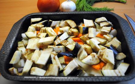Овощное ассорти, запеченное с сыром — фото 7
