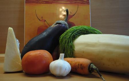 Овощное ассорти, запеченное с сыром — фото 2