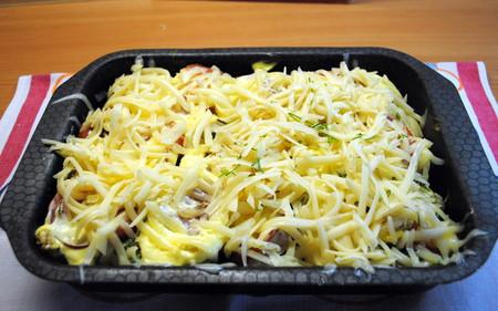 Овощное ассорти, запеченное с сыром — фото 11
