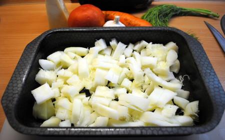 Овощное ассорти, запеченное с сыром — фото 5
