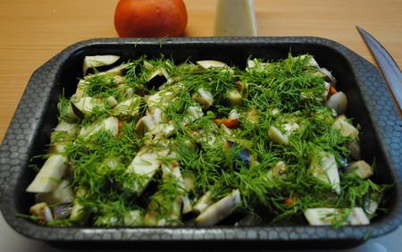 Овощное ассорти, запеченное с сыром — фото 8