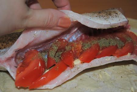 Рыба, запеченная в лаваше. — фото 8