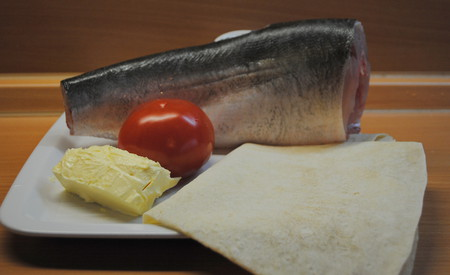 Рыба, запеченная в лаваше. — фото 2